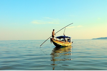 chilika lake tour